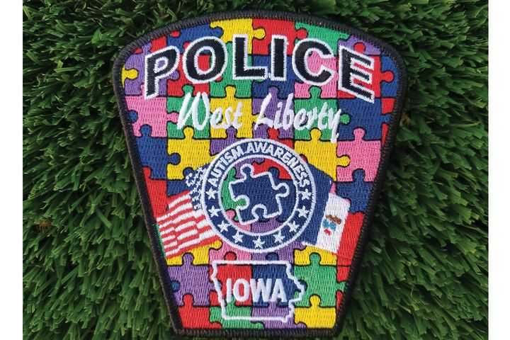 The West Liberty (IA) Police Department has launched a program aimed to train police, fire, and EMS responders about safely navigating encounters with subjects on the autism spectrum. - Photo: Doug Wyllie