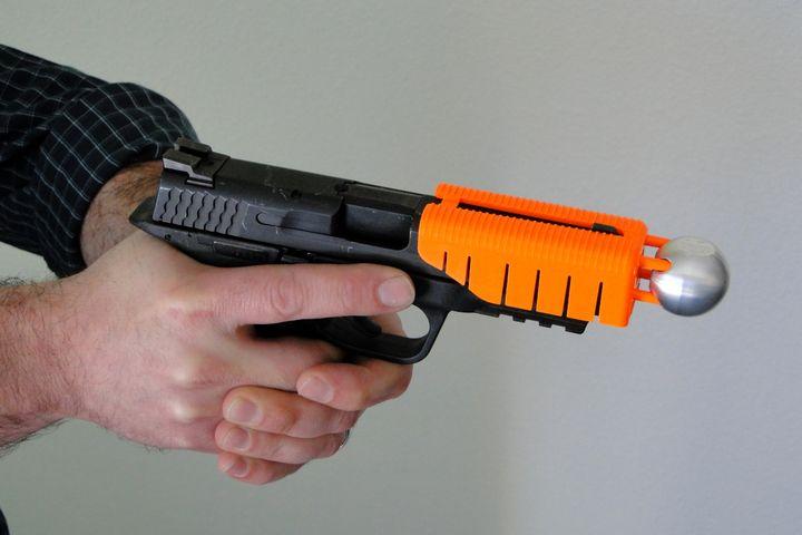 Alternative projectile from Alternative Ballistics - Photo: Alternative Ballistics