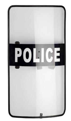 RUB-X riot shield from Executive Defense International (EDI) - Photo: EDI
