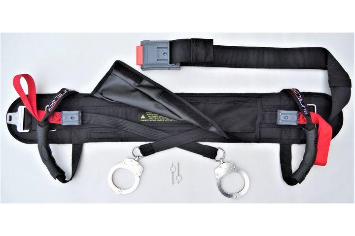 LTL Vantage SureLock cut-resistant restraints - Photo: LTL Vantage