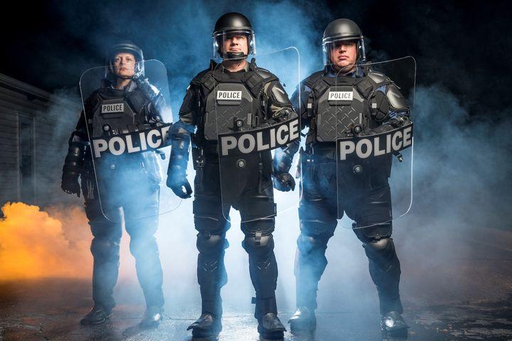 Sirchie's TacCommander modular riot suit system - Photo: Sirchie