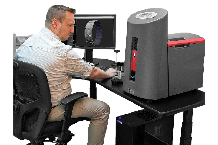 Ultra Forensic Technology's IBIS technology powers the National Integrated Ballistic Information Network (NIBIN), which is administered by the ATF. IBIS lets analysts compare bullets and casings from multiple sources and get high-confidence matches. - Photo:Ultra Forensic Technology