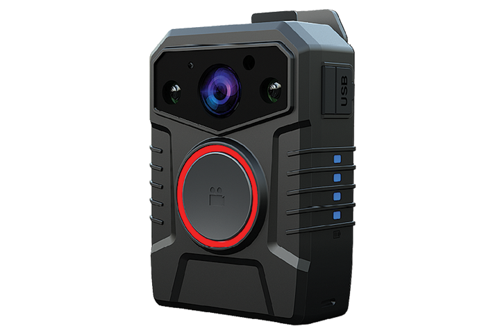 The PUMA PTS from Versatile Information Products was developed to be an economical and easy-to-use body camera for smaller law enforcement agencies. (Photo: VIP Inc.) -