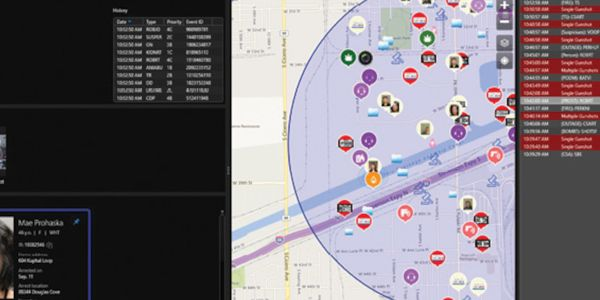 Citigraf collects and manages information from numerous sources, including computer-aided...
