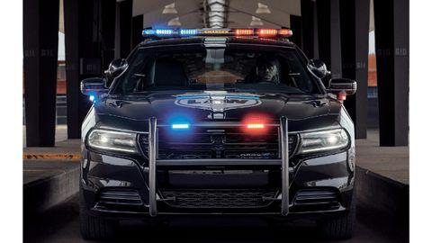 Dodge Charger: The Last Patrol Sedan