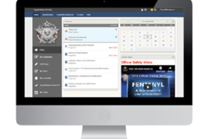 Vector Solutions is a multi-faceted public safety training, evaluation, and management tool that can be accessed on any web-capable device. Its capabilities can be further expanded with the optional Scheduling and Check It modules. -