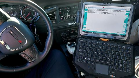 What to Look for in In-Vehicle Tablets