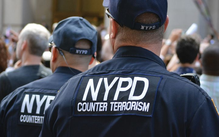Because of New York City's history of being a target for terror attacks from both foreign and domestic sources, the NYPD maintains one of the nation's largest and most active law enforcement counter-terror units. - Photo: Getty