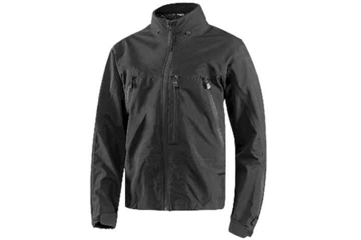 WaterShed's Tango was designed to be worn under an exterior armor carrier or load-bearing vest. It features Gore-Tex fabrics and tape-sealed seams for waterproofing. -