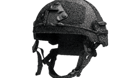 Point Blank is now selling two different models of helmets from Ulbrichts Protection, including...