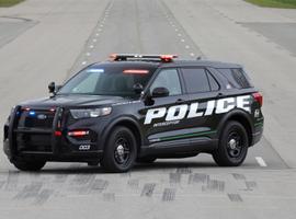 Ford Police Interceptor Utility: Making Hybrid Standard Issue