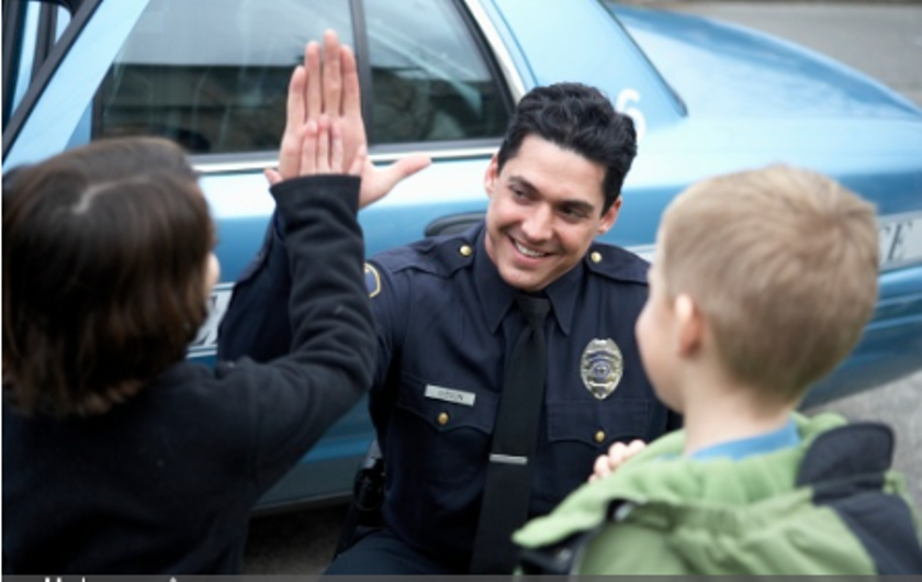 Amid the COVID-19 Crisis, Officers Persist in Acts of Kindness