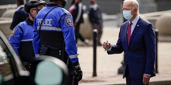 的Biden Threat to Law Enforcement