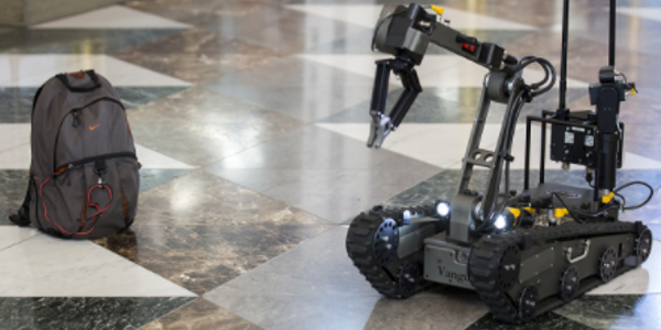 How Robots are an Effective Tool for Law Enforcement