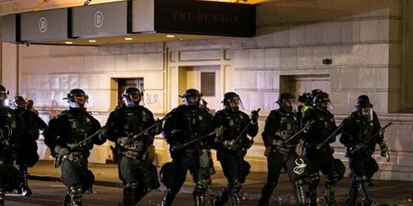 Crowd Control: Policing in Politically Unstable Times
