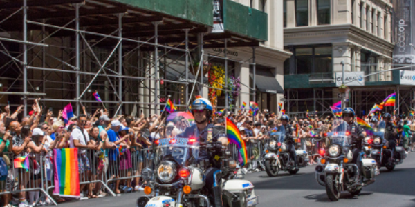 """""""Canceling"""" Cops at Gay Pride Marches and Events is Misguided"""