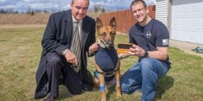 A K-9 Unit Has Benefits for Police Departments and Communities Alike