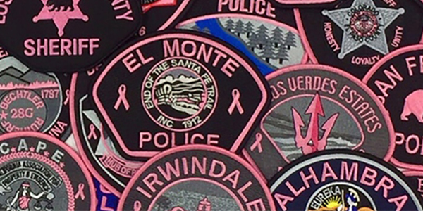 The Pink Patch Program—a public awareness campaign designed to bring attention to the fight...