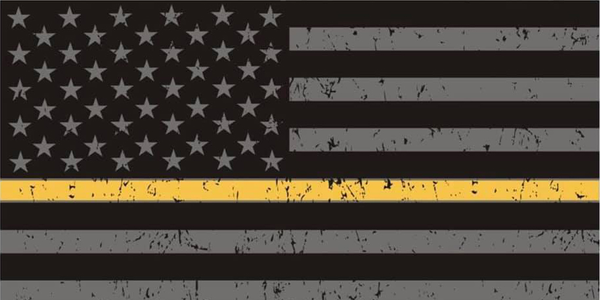 The thin yellow line flag has been flying on social media all week as we conclude National...