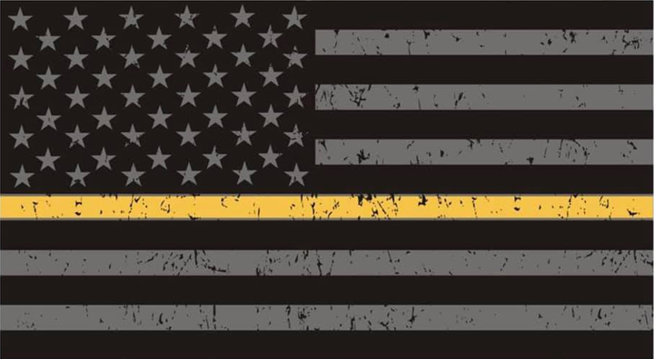 The thin yellow line flag has been flying on social media all week as we conclude National Public Safety Telecommunicators Week.