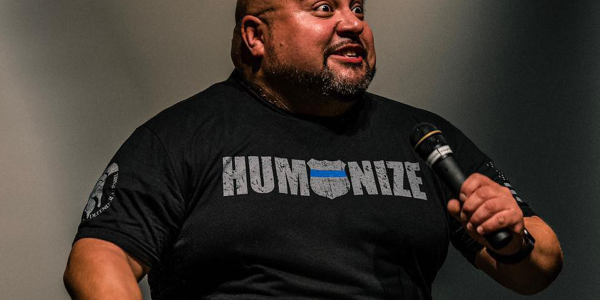 Commander Vinnie Montez—a 20-year veteran in law enforcement—got into comedy in 2007 with a...