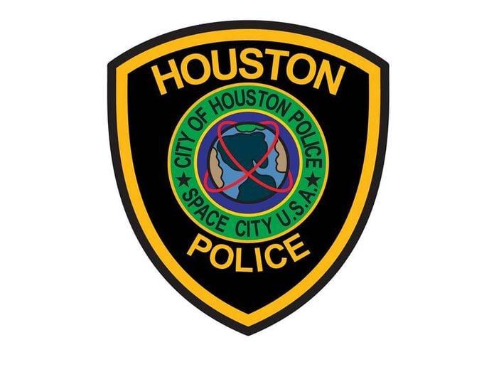 Houston PD patch  - Photo: Houston PD / Facebook