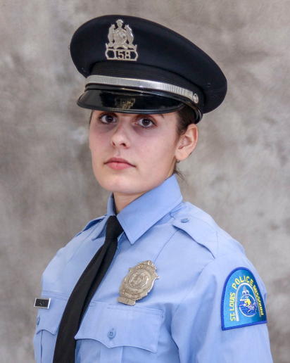 Officer Katlyn Alix was in the living room of another officer who was on duty but at the home when he mishandled a firearm and shot Alix in the chest.