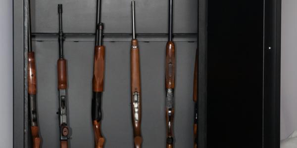 MedixSafe GS1 Gun Safe