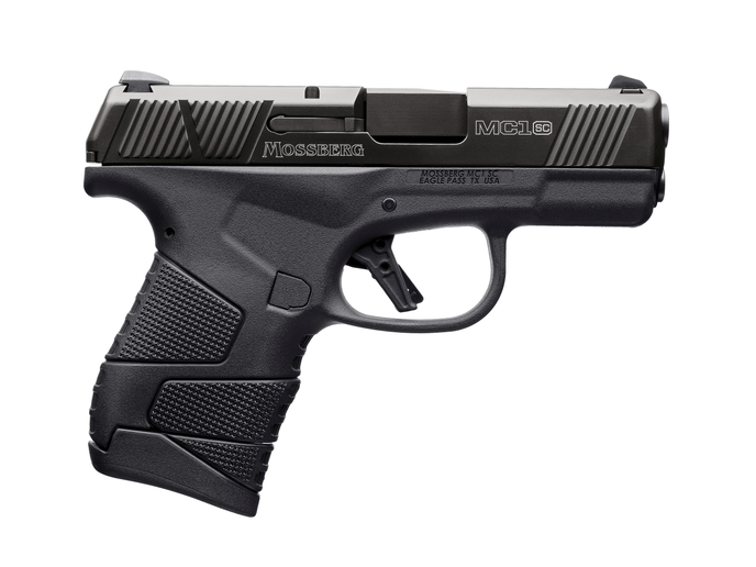 The new Mossberg MC1sc (subcompact) is a full-featured, 9mm concealed carry handgun.  - Photo: Mossberg