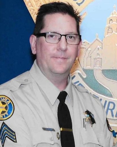 Assembly Member Jacqui Irwin introduced a resolution earlier this week that would name a stretch of Highway 101 in honor of Sergeant Ron Helus, the Ventura County Sheriff's Deputy killed in the line of duty during the mass shooting at the Borderline Bar & Grill last fall.  - Image courtesy ofVentura County Sheriff's Office.