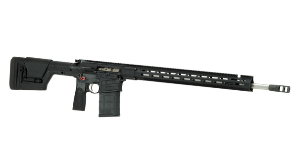 The Savage MSR 10 Precision is designed for accuracy with its stainless steel heavy barrel and...