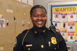 Atlanta Officer Awarded Columbia Southern University Scholarship