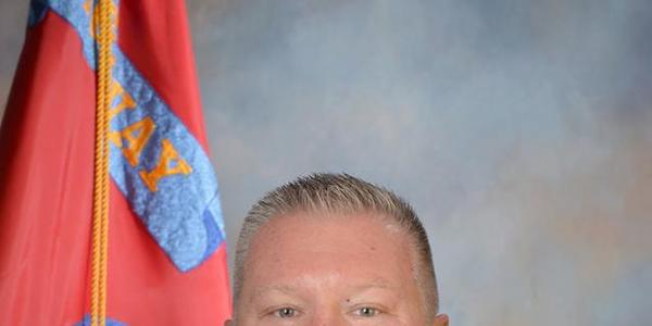Florida Highway Patrol Master Sergeant Daniel Hinton suffered cardiac arrest during a training...