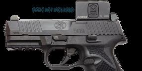 SHOT Show 2019: FN Releases Optics-Ready FN 509 Duty Pistol