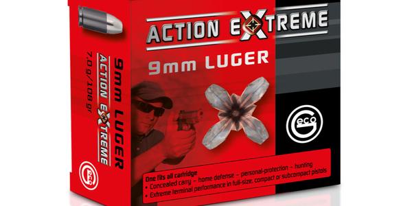 Geco Action Extreme ammunition