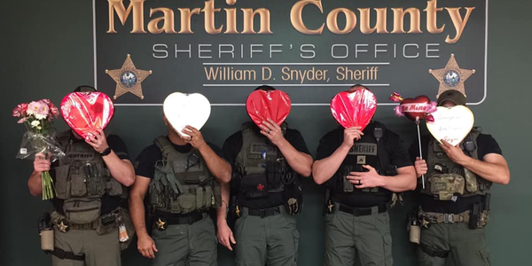 A Florida sheriff's office used the Valentines Holiday to have a little fun with individuals...