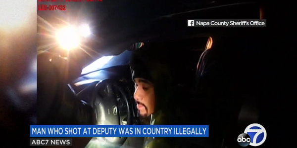 Video: Man Killed in Gunfight with CA Deputy, Illegal Alien Deported 3 Times and Protected by...