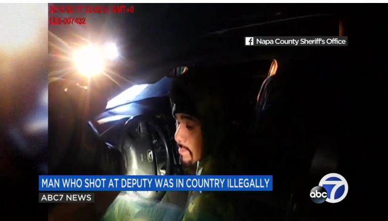 Video: Man Killed in Gunfight with CA Deputy, Illegal Alien Deported 3 Times and Protected by State Law