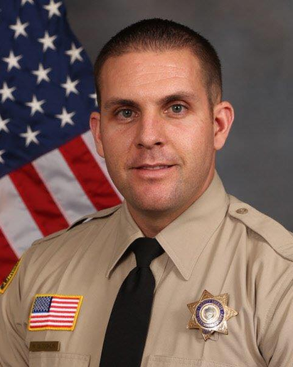 "An off-duty deputy with the San Bernardino County Sheriff's Department was killed in a traffic collision in the early morning hours on Sunday. The agency said on Facebook, ""It is with deep sadness that we report the sudden and tragic death of Deputy Nicholas O'Loughlin.""
