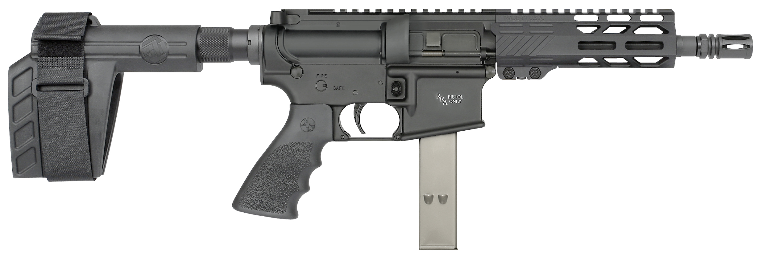 Rock River Arms Releases New LAR-9 Pistols