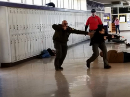 The Glenn County Sheriff's Office in California's Central Valley conducted its annual active...