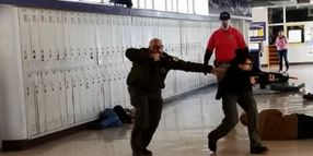 California First Responders Conduct Annual Active Shooter Response Training