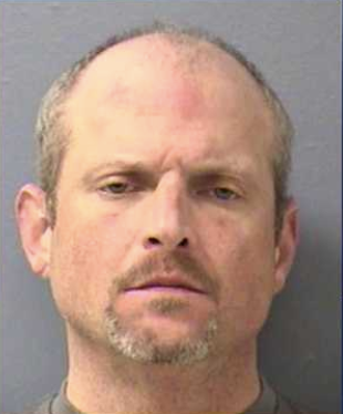 Daniel Sober, 44, was charged with drunk driving.