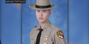 Video: MD Trooper Candidate with Cerebral Palsy Graduates to Become Third Generation of Officer in Family