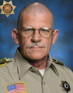 "San Bernardino County, CA, sheriff's deputy Lawrence ""Larry"" Falce, 70, was killed in an off-duty road rage incident late last year. His attacker was sentenced to 10 years in prison this week. (Photo: San Bernardino SO)