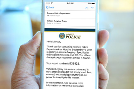Mark43, Spidr Tech Partner to Enhance Community Communications for Law Enforcement