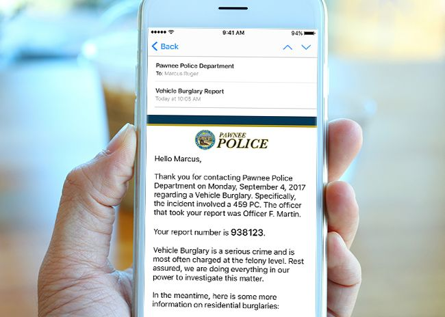 Mark43 is incorporating SpidrTech's Victim Notifications into its offerings so crime victims can receive updates via email and text message to provide them with more information regarding their crime report.