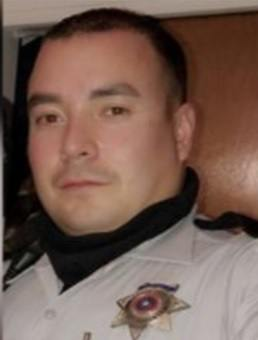 Deputy Peter Herrera of the El Paso County Sheriff's Office died Sunday after being shot multiple time on Friday at a traffic stop. (Photo: ODMP)