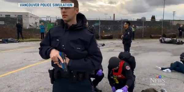 Video: Canadian Police, Fire Agencies Partner in Active Threat Response