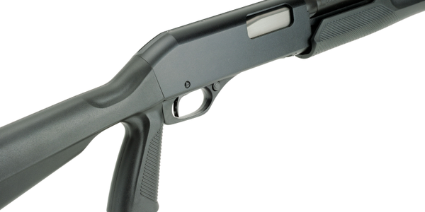 Stevens Improves 320 Security Shotgun Design